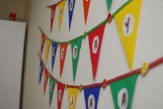 Creating memories thru crafting !!!!!: DIY Happy angry bird day banner