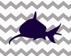 Free Printables: Sharks | The Wallace House: Free Printables: Sharks