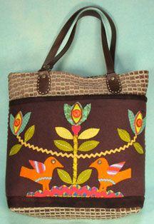 Sue Spargo bag