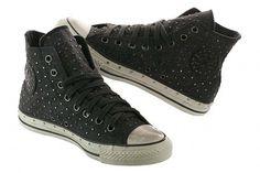 AmazonSmile: Converse Chuck Taylor All Star Studded Hi John Varvatos 136693C Men's Casual Fashion Shoes: Clothing