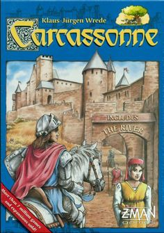 A Classic euro game, Caracssonne is like a game and puzzle in one.  You build the board as you play, building roads and towns to get points.  We also carry all the expansions.
