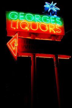 Georges Liquors.....Oklahoma City Oklahoma