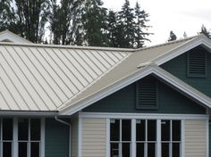 Tired of worrying when your roof will need replacing? Metal roofs may be the solution for you. Read on to discover why metal roofs are great for the Pacific Northwest. #5 is our favorite! #MetalRoofs