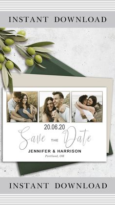 This personalized postcard has a beautiful minimalistic classic design and includes a PSD file to easily insert your photo and edit text. The reverse side of the postcard is clean. The template is intended for editing and further printing of this file at home, online printer, or local printing house…  #save_the_date_cards #templates_save_the_date #cards_for_wedding #save_the_date_cards_rustic #vintage_save_the_date_cards #modern_save_the_date_cards #handmade_save_the_date_cards Destination Wedding Invitations, Save The Date Invitations, Vintage Wedding Invitations, Wedding Invitation Wording, Save The Date Cards, Wedding Stationery, Save The Date Templates, Edit Text, Postcard Size