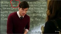"""""""'Pretty Little Liars': Why Ezra is not 'A'"""" I'll be so excited if he's not A. I really want to love him... it must be lies!!"""