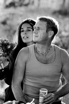 12 Inspiring Couples Who Can't Be Kept Apart #refinery29  http://www.refinery29.com/2014/02/62305/star-crossed-lovers#slide-2  Getaway Ali MacGraw and Steve McQueen were actually a couple when they filmed their story about a con man trying (unsuccessfully) to get a fresh start with his lovely young wife. Corrupt cops, bank robbers, and a grumpy hotelier all stand in their way, but Carol will do anything for her man. (And, we do mean anything.)...
