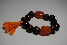 beaded tassel bracelet by tasselsbytaylor on Etsy