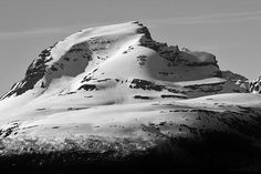 """'The Sleeping Soldier', Blåtind, Norwegian Spring Fjordland Mountains, Troms County, Norway"""