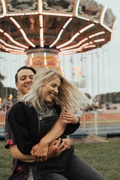 Virginia Beach Carnival Couple Session By SB Photographs Fair Pictures, Teen Couple Pictures, Couple Photography Poses, Couple Portraits, Friend Photography, Maternity Photography, Themed Engagement Photos, Engagement Couple, Carnival Photo Shoots