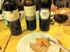 "Some great wines from #Montepulciano !!Nobile Cru ""Vigna D'Alfiero"" Tenuta #Valdipiatta 2004, Supertuscan ""Trefonti"" Tenuta Valdipiatta 1999, Nobile ""Asinone"" Poliziano 2009 (photo by Locanda San Francesco  + www.locandasanfrancesco.it)"