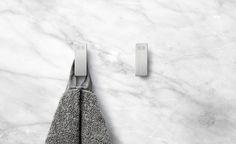 Reframe Collection by Unidrain - Brass and marble never looked this good. Bathroom accessories from Reframe Collection by Unidrain.