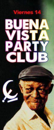 BUENA VISTA PARTY CLUB con CUBAYANDE SOLO EN EL EQUI