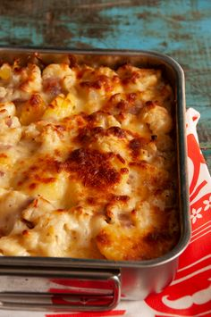 A quick recipe for a delicious cauliflower and potato bake. So I was able to convince my children myself! A quick recipe for a delicious cauliflower and potato bake. So I was able to convince my children myself! Quick Recipes, Easy Dinner Recipes, Keto Recipes, Easy Meals, Healthy Recipes, Pizza Vegetariana, Keto Dinner, Eating Plans, Smoothie Recipes