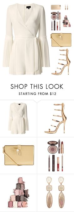 """Sin título #4684"" by mdmsb on Polyvore featuring moda, Exclusive for Intermix, Dolce&Gabbana y Charlotte Tilbury"