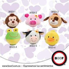 Tenemos alcancías de tu animal favorito. Búscala en www.boof.com.co