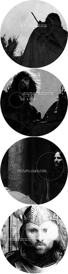 I am Aragorn son of Arathorn, and am called Elessar, the Elfstone, Dúnadain, the heir of Isildur Elendil's son of Gondor.