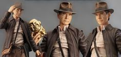 First Look at Figma Indiana Jones | Collector-ActionFigures