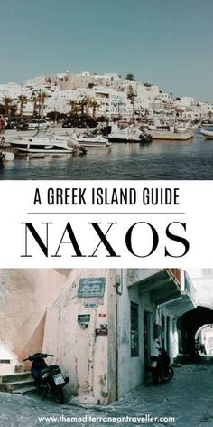 Don't miss the beautiful Greek island of Naxos when you're in the Cyclades! Truly on of Greece's underrated gems, a hidden treasure so close to Mykonos and Santorini. It's basically everyone's favourite island once they've been. Here's the lowdown on the vibe, main town, where to stay, food, highlights, beaches, how to get there and around. #greece #naxos #cyclades #greekislands