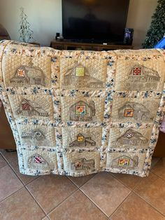 Anita Goodesign, Embroidery Art, Divider, Quilts, Blanket, Room, Facebook, Furniture, Jeans