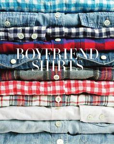 boyfriend shirts
