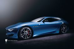 While some purists still cringe at the sight of a Ferrari FF, a Maserati incarnation of the model would make all the sense in the world
