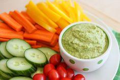 Edamame Hummus - Eat Spin Run Repeat Dessert Hummus Recipe, Vegan Stuffed Mushrooms, Edamame Hummus, Feasting On Fruit, Roasted Fennel, True Food, Summer Snacks, How To Eat Paleo, Healthy