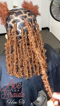 Faux Locs Hairstyles, Braids Hairstyles Pictures, Protective Hairstyles For Natural Hair, Black Girl Braided Hairstyles, Twist Braid Hairstyles, African Braids Hairstyles, Hair Pictures, Natural Hair Styles, Mixed Girl Hairstyles
