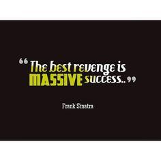 Forget your detractors focus on success! #motivation #successquotes