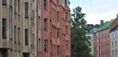 Colours of Helsinki | Helsinki-värit