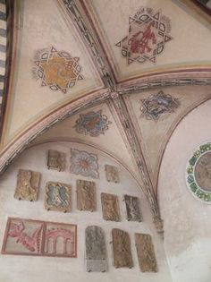 courtyard of the Bargello - Google Search