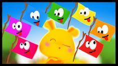 Apprendre les COULEURS en français - Titounis Découverte - Comptines et ... French Numbers, Color Songs, French Colors, Pikachu, Singing, Learning, Colour, Fictional Characters, French Nails