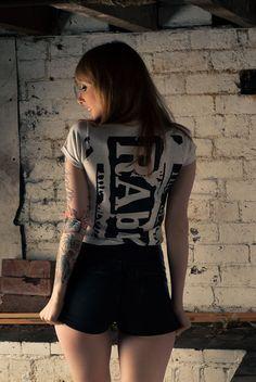 Leah Harris -- #streetwear #rabid