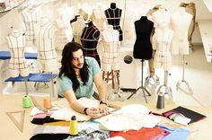 Cresce a procura e o número de cursos de moda