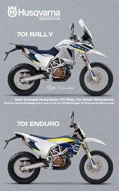 Husq 701 enduro