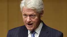 "Bill Clinton told former Treasury Secretary Tim Geithner that nothing would appease the populist ""blood lust"" for bankers -- not even slitting the throat of Goldman Sachs CEO Lloyd Blankfein in a dark alley.  That's according to a lengthy new article by Andrew Ross Sorkin published online Thursday for the New York Times magazine, which includes interviews with Geithner."
