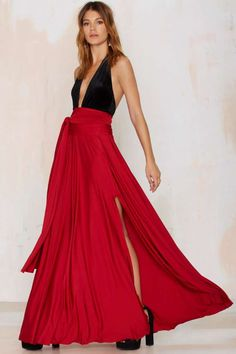 Wildfire Maxi Skirt | Shop Clothes at Nasty Gal!