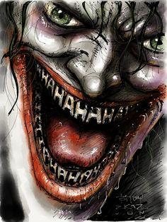 The Joker by michaelbitoy on deviantART