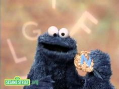 Sesame Street: Cookie's Letter of the Day: N