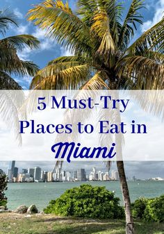 5-must-try-places-to