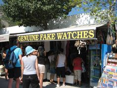 Why Fake Watches Are For Losers. Read more on @watchisthis