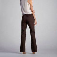 Lee Women's Curvy Fit Maxwell Trouser - Modern Series Pants (Size 18 Slim)