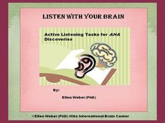 Browse over 250 educational resources created by Ellen Weber - Brain based tasks for growth mindset in the official Teachers Pay Teachers store. Brain Based Learning, Whole Brain Teaching, Project Based Learning, Brain Science, Teaching Science, Behavior Goals, Music And The Brain, Ap Psych, Motivational Interviewing