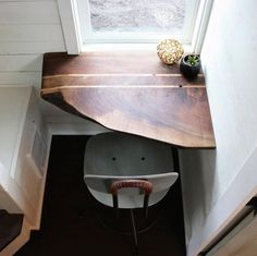 Tiny Getaway by Handcrafted Movement - Tiny Living My New Room, Diy Furniture, Tiny House Furniture, Space Saving Furniture, Interior Inspiration, Desk Inspiration, My Dream Home, Home And Living, Home Projects