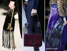 Модные сумки осень - зима 2016 - 2017, фото - обзор