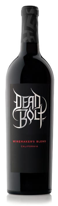 2010 DEADBOLT Winemakers Blend