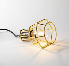Work Lamp by Form Us With Love