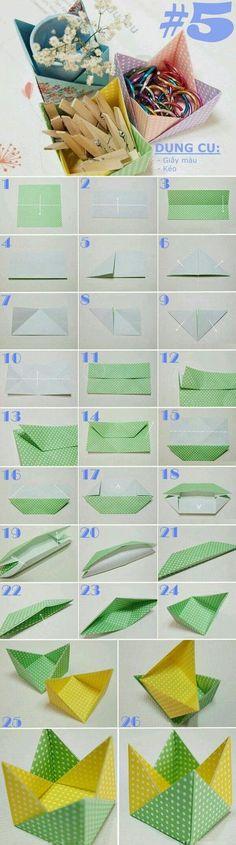 origami storage