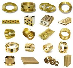 Bronze Parts Machined Components #BronzeParts  #MachinedComponents   we are offering high quality Bronze Components. Apart from this, we are offering these bronzes to our clients in different forms like wires, strips, bushes & sheet, bar, hollow and ingots.
