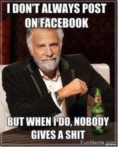 LOL! I Don't Always…