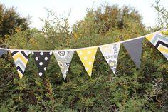 Picnic Blanket, Outdoor Blanket, Hessian, Black N Yellow, Bunting, Facebook, Garlands, Buntings, Picnic Quilt